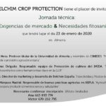 Día 23 de enero. Jornada Belchim: 'Mercados y necesidades fitosanitarias'