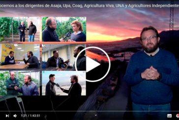 Segundo capítulo de la TV agrícola por Internet