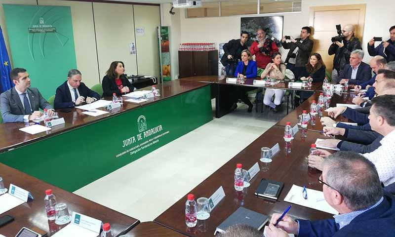 La Junta propone la búsqueda de nuevos mercados para la agricultura almeriense. /joseantonioarcos.es