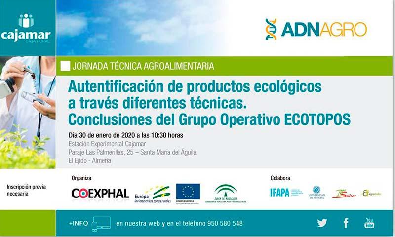 Autentificación de productos ecológicos-joseantonioarcos.es
