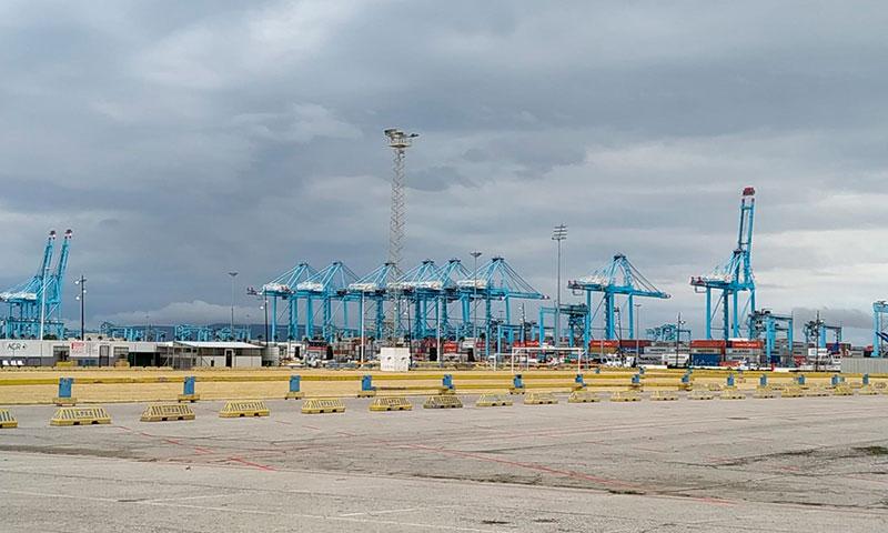 Puerto de Algeciras, Cádiz. /joseantonioarcos.es