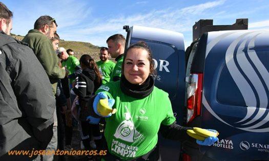 Senator Hoteles apoyando las reforestación de Almería-joseantonioarcos.es