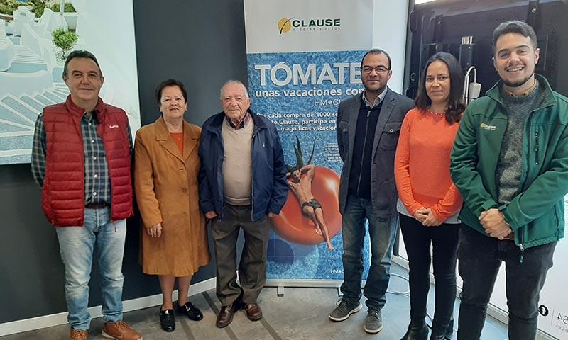 Ganadores del premio de HM Clause-joseantonioarcos.es