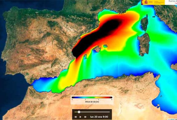 Los regantes de Almería lamentan no aprovechar el agua de Gloria