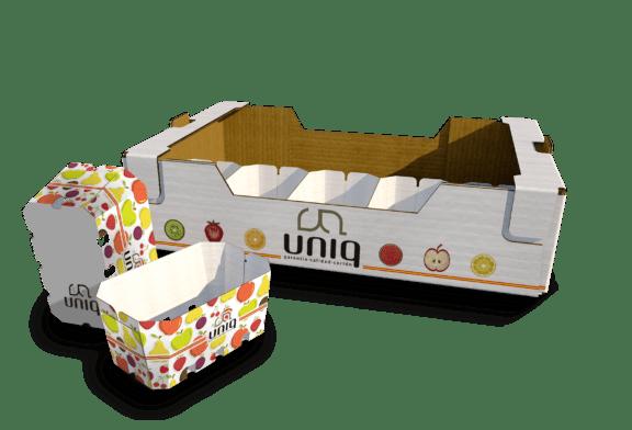Uniq lleva a Berlín sus nuevos envases sostenibles