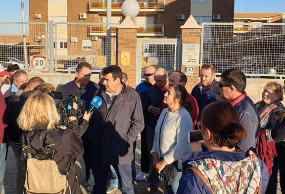 Andrés Góngora pasa 5 horas detenido por la Guardia Civil