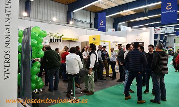 Biosur en Agroexpo 2020 en Don Benito, Badajoz, Extremadura. /joseantonioarcos.es