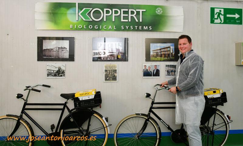 Boaz Oosthoek, Director Comercial de Koppert en España-joseantonioarcos.es