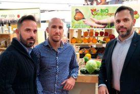 Campojoyma, líder en hortalizas Eco de España, en Biofach