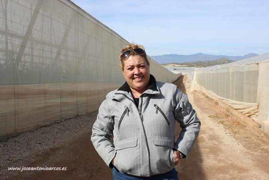 La vida de una mujer agricultora