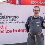 El 'Día del Frutero' reivindica al pequeño comercio