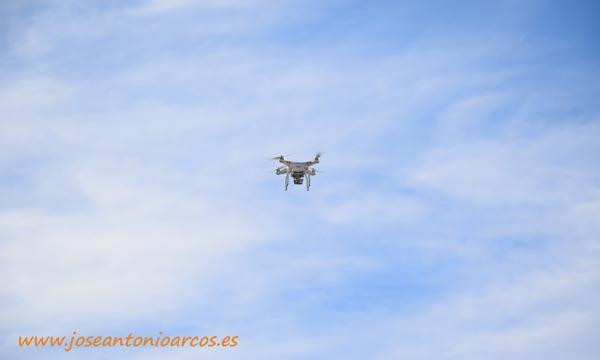 Drones en la agricultura. /joseantonioarcos.es