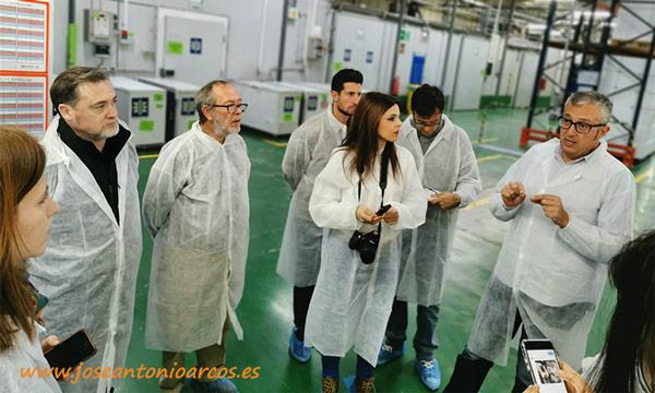 Crece la biofábrica de Koppert en Águilas-joseantonioarcos.es