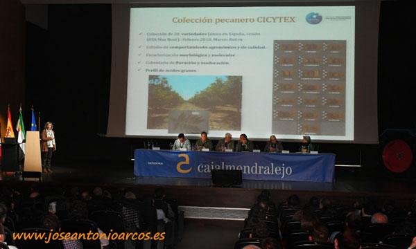 López Corrales pertenece al departamento de Hortofruticultura del CICYTEX. /joseantonioarcos.es