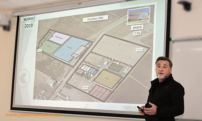 Koppert invierte 10 millones en su planta de Águilas-joseantonioarcos.es