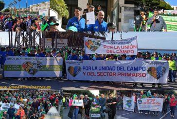 Agricultores Independientes sacan músculo en Almería