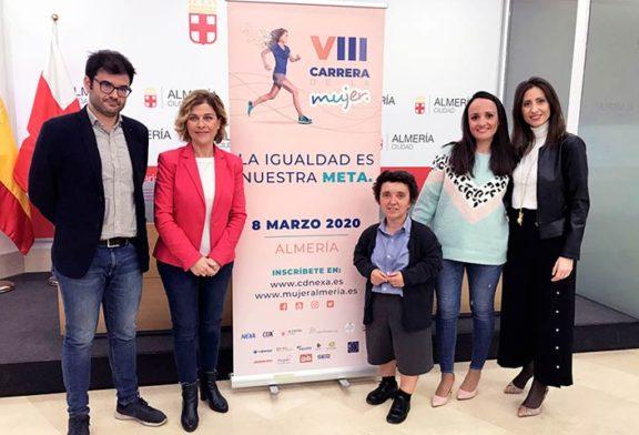 Campojoyma patrocina la VIII Carrera de la Mujer de Almería