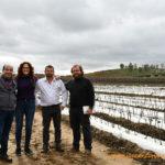 Un día de campo con Nogalnature en Badajoz