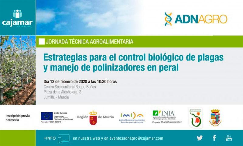 Control biológico y polinización en cultivo de peral-joseantonioarcos.es