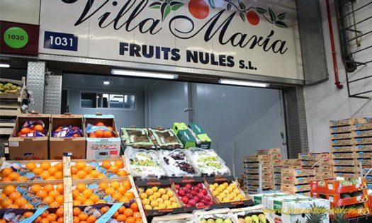 Fruits Nules. Mercabarna. /joseantonioarcos.es