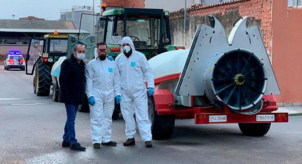 Agricultores en Malagón (Castilla-La Mancha). /joseantonioarcos.es