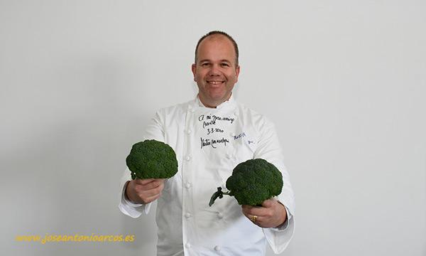 Basile de Bary, Managing Director Sakata Vegetables Europe. /joseantonioarcos.es