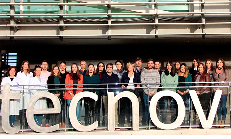 Centro Tecnológico Tecnova. /joseantonioarcos.es