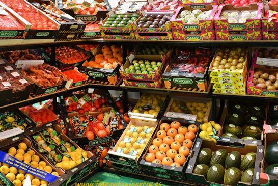 Anecoop dona 7.500 kilos de fruta ante la crisis del Covid-19