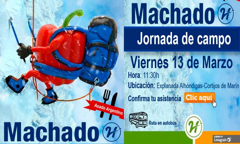 Jornada de pimiento Machado de Hazera-joseantonioarcos.es