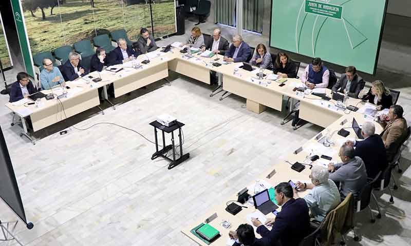 Mesa de Interlocución Agraria de la Junta de Andalucía. /joseantonioarcos.es
