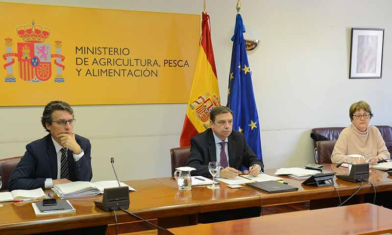 Luis Planas, ministro español de Agricultura. /joseantonioarcos.es