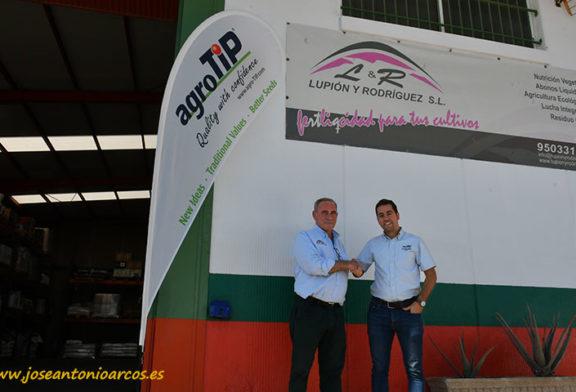 Lupión y Rodríguez será el distribuidor de la alemana agroTIP
