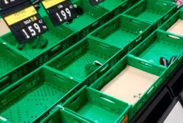 Los supermercados piden calma y garantizan el abastecimiento en el lineal