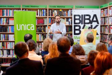 Veg&Buk fusiona comida saludable y literatura