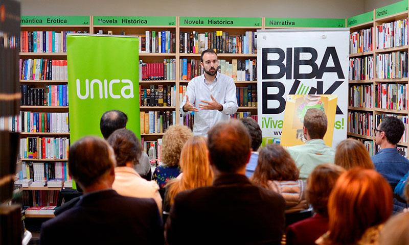 UNICA y Bibabuk ponen en marcha 'Veg&Buk', un maridaje entre comida saludable y literatura-joseantonioarcos.es