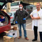 Bio Sol Portocarrero dona material sanitario a Torrecárdenas