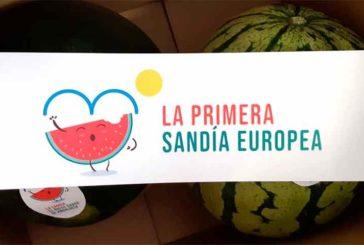 La primera sandía europea sale de Almería
