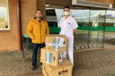 La cooperativa de insumos SUCA ayuda a sanitarios en Almería, Granada y Huelva