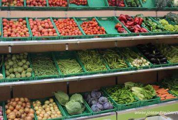 Sube el consumo de hortalizas y cae el precio en origen