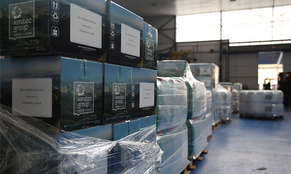 La fábrica de Kimitec se destina a gel para sanitarios y residencias-joseantonioarcos.es