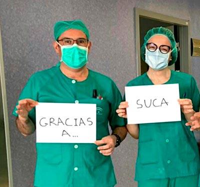 Solidaridad de los trabajadores de SUCA-joseantonioarcos.es