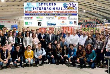 Frutas Apemar protagonista de la práctica de Citrosol en el curso de la Politécnica de Cartagena