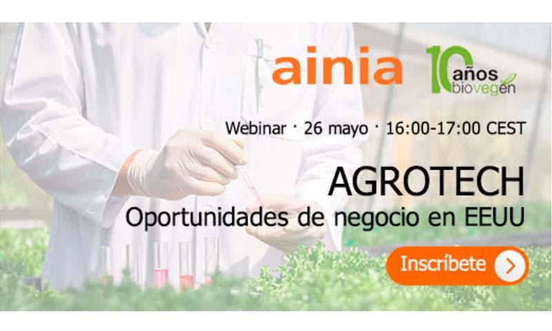 AGROTECNOLOGÍA: oportunidades de negocio en EEUU-joseantonioarcos.es