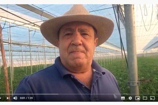 Caravana agrícola el 2 de junio en Almería y el 5 en Granada