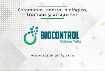 Día 13 de mayo. Biocontrol Online Talks