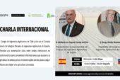 Día 27 de mayo. Charla internacional entre los presidentes agrónomos de España y Chile