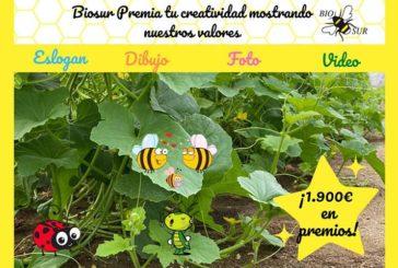 Biosur lanza un concurso que enseña los valores de la agricultura