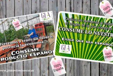 Agricultoras de Almería piden consumir hortalizas españolas
