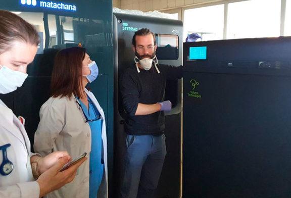 Tecnología de semillas para desinfectar Covid en hospitales