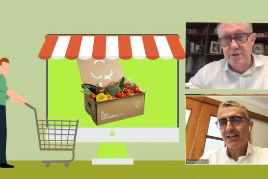 La venta online de frutas y hortalizas empieza a despegar